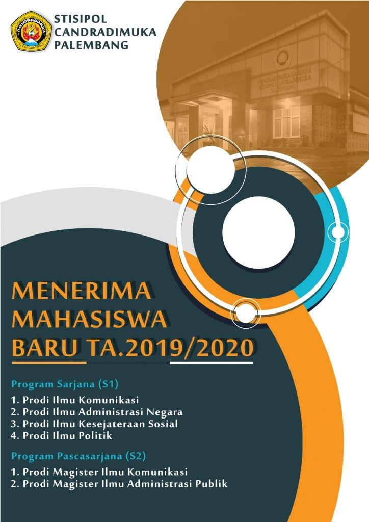 STISIPOL Candradimuka Palembang Menerima Mahasiswa Baru TA.2019/2020