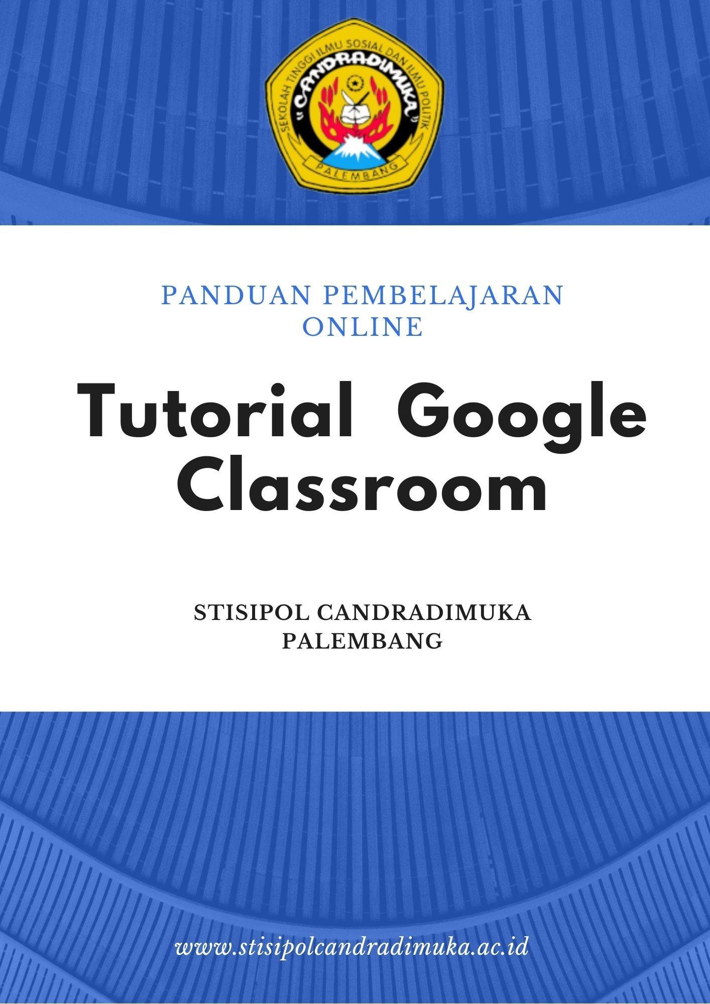 Panduan Join Google Classroom